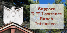 Support the D. H. Lawrence Ranch Initiatives