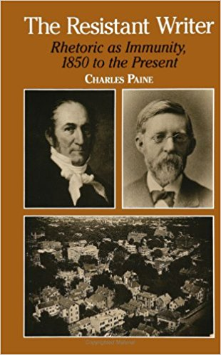 rhetoric and charles paine Charles paine, university of new mexico  genre, as well as exemplary student  and professional readings to promote rhetorical knowledge and critical analysis.